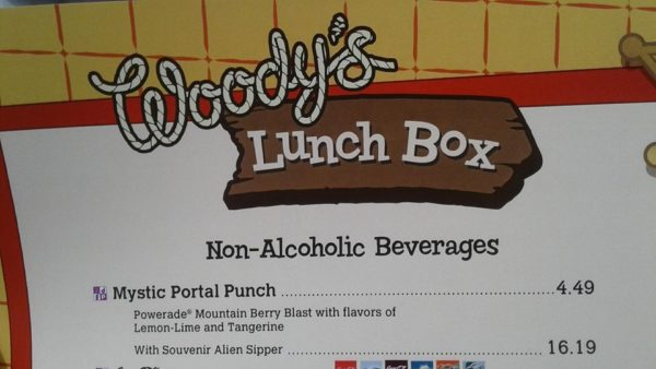 Take A Look At The Mystic Portal Punch From Woody's Lunch Box 2