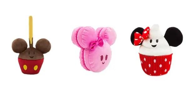Disney Sweet Treat Plush Toys