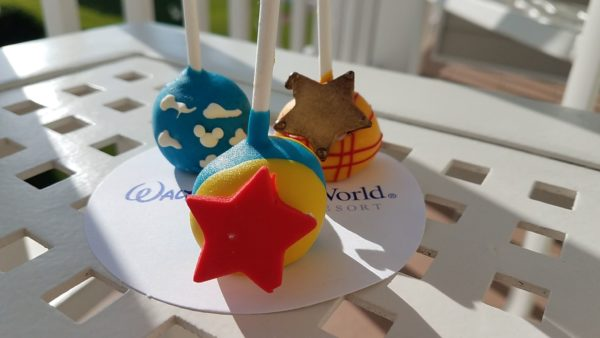 Toy Story Land Cake Pops Found At Ale And Compass 1