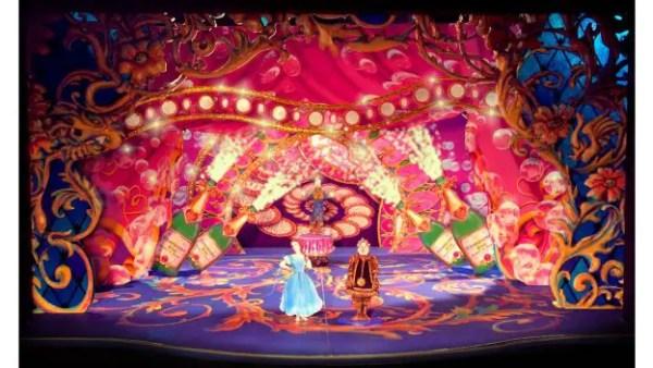 Shanghai Disney Resort Beauty and the Beast
