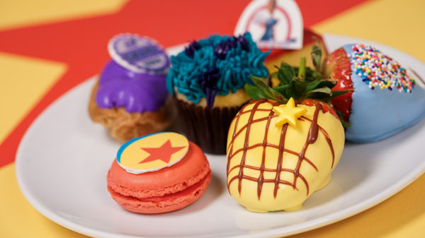 Disneyland Pixar Fest Dining and Treats That Can't Be Beat