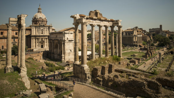 Travel the Mediterranean with Stops in Rome on Disney Cruise