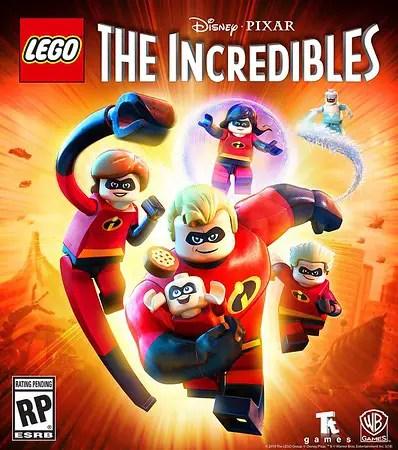Incredibles LEGO Game