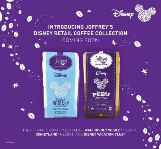 90th Anniversary Mickey Coffee Blend