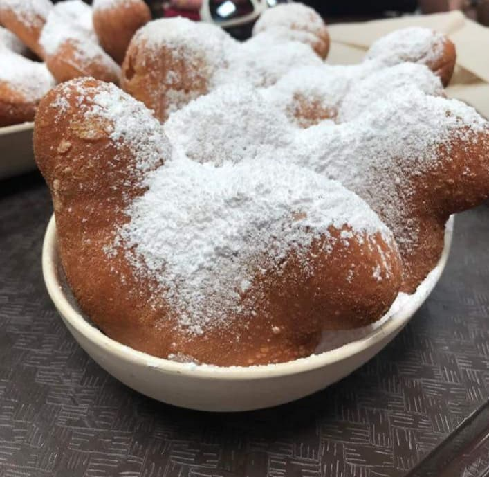 Mickey Beignets Are the Perfect Snack Any Time of the Day!