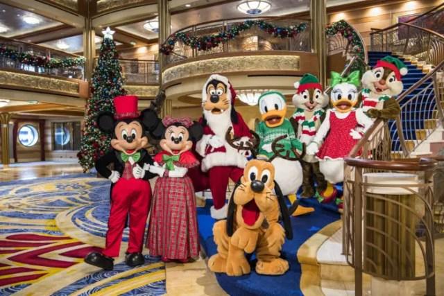 Disney Cruise Line Holiday Sailings