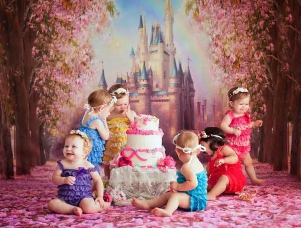 These Disney Princesses Celebrate Their One-Year-Old Birthdays! 12