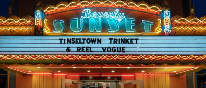 Reel Vogue on Sunset Boulevard