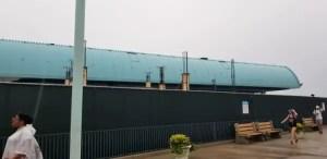 PHOTOS: Update on the Hollywood Studios Disney Skyliner Construction 2