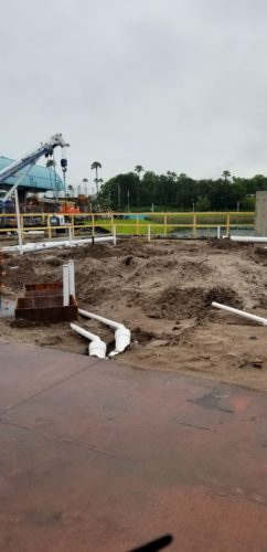 PHOTOS: Update on the Hollywood Studios Disney Skyliner Construction 5