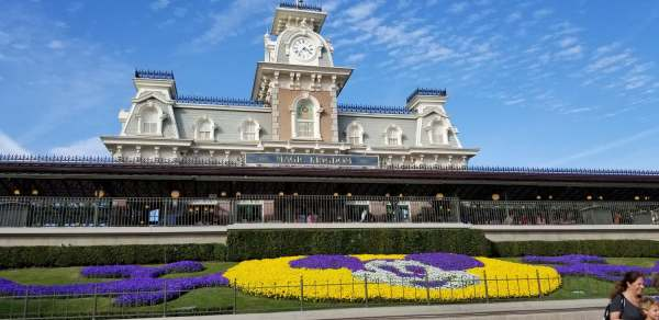 Magic Kingdom Park Ranks 1