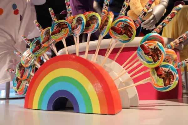 Bing Bong's Sweet Shop Now Open at Disney California Adventure's Pixar Pier 5