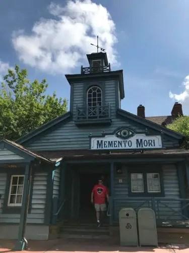 Ghoulishly Grand Haunted Mansion Merch At Memento Mori 1