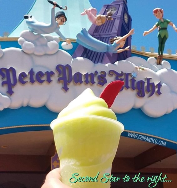 find the new Peter Pan Float