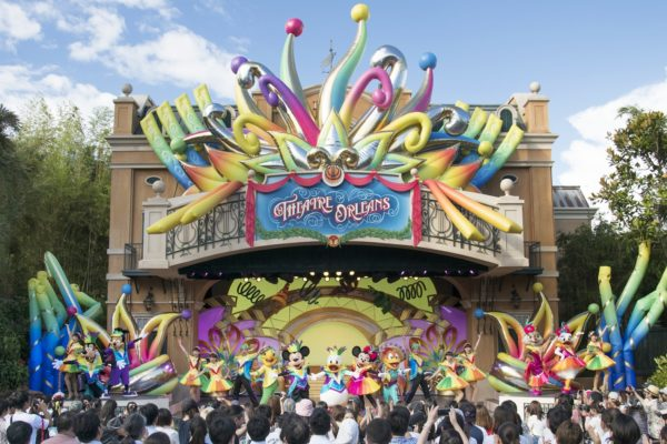 New Entertainment Premieres at Tokyo Disney Resort's Happiest Celebration! 1