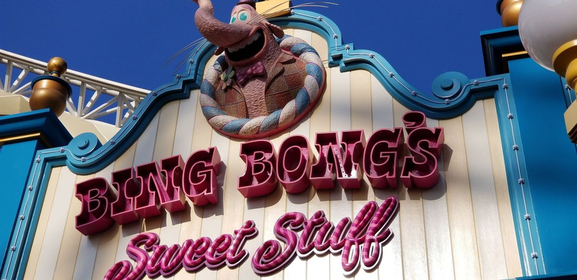 Bing Bong's Sweet Stuff is Now Open!
