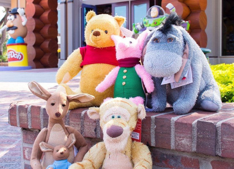 Celebrate Disney S Christopher Robin With Classic Hundred