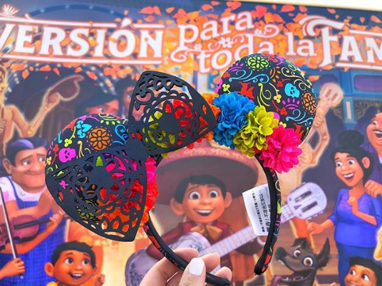 Coco Minnie Mouse Ears