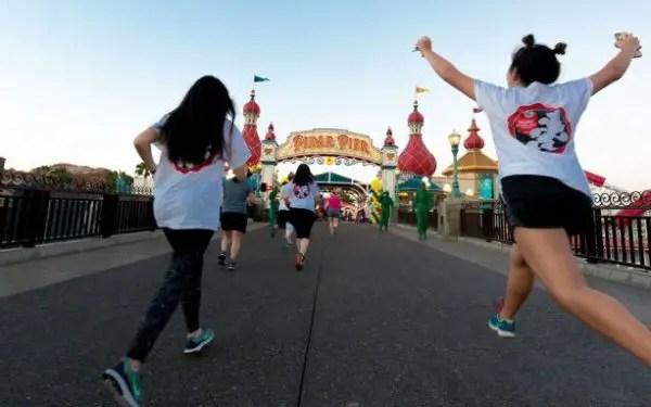 Cast Members Take Part In Annual Disneyland Resort Canoe Race 6
