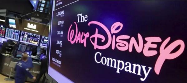 Disney Stock Market