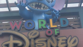 Stitch Is Back At World of Disney But Guests Are Noticing A