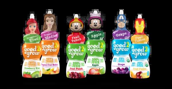 Disney Inspired good2grow Drinks Make Summer Fun 1