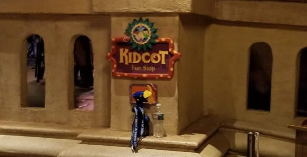 Kidcot Fun Stops At Epcot's World Showcase Now Sponsored By Ziplock 1
