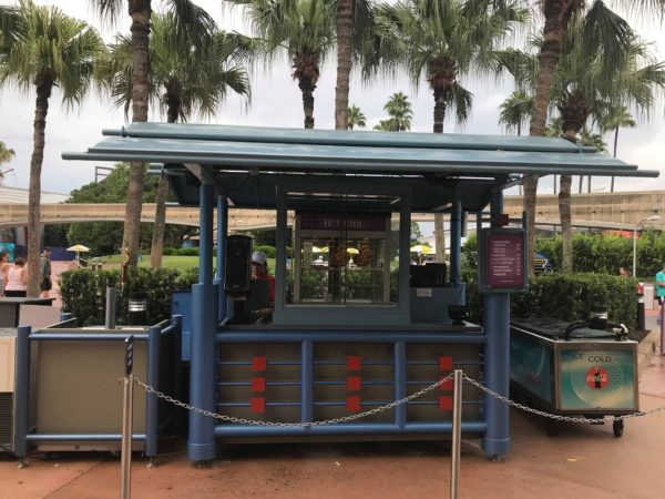 Delicious Salted Caramel Pretzels Can Be Found Near Test Track At Epcot 2