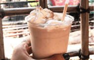 The Rancho del Zocalo Blended Horchata is a Must Try at Disneyland Park