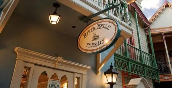 River Belle Terrace now serves breakfast!