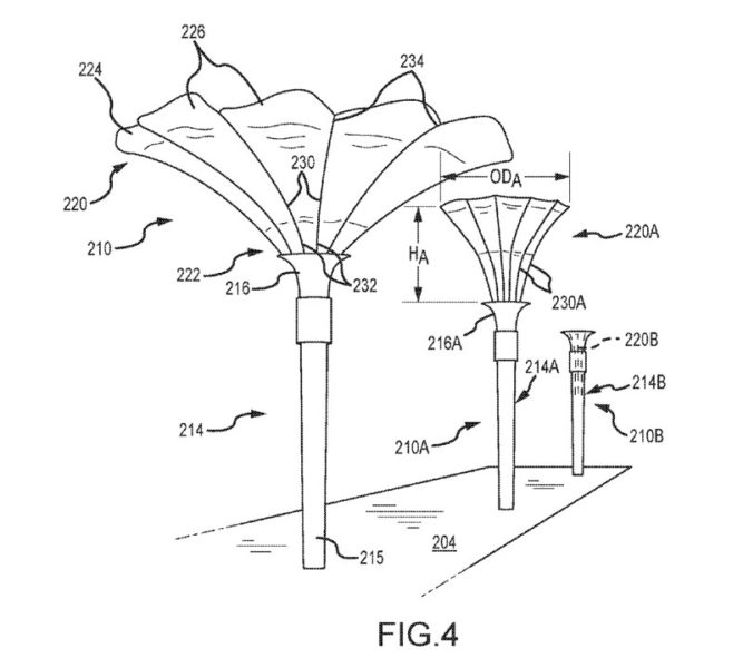 Shade Patent