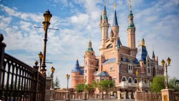 Shanghai Disney Resort Now Offering Half-Year Passes 1