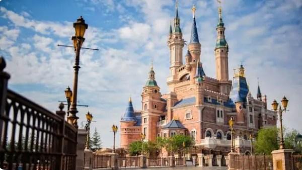 Shanghai Disneyland Partially Resuming Operations 1