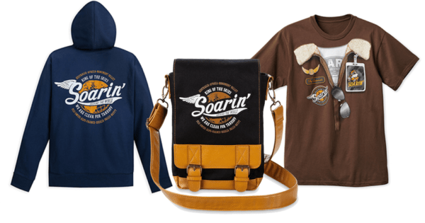 Soarin' Around the World Merchandise