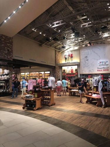 World Of Disney Store Reopens Newly Renovated Sections At Disney Springs 1