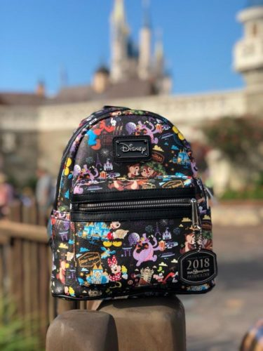 Walt Disney World Annual Passholder Backpack From Loungefly 1