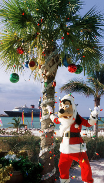 A Magical Winter Holiday Awaits Aboard Disney Cruise Line This Year 2