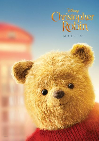 Christopher Robin posters