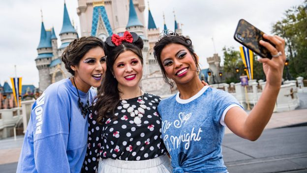 Character Couture Makeover Packages at Walt Disney World