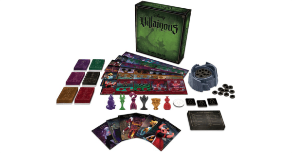 Villainous Board Game