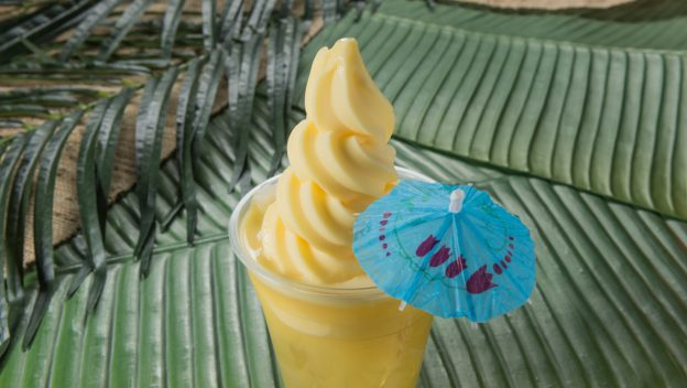 Dole Whips and More Now Available for Mobile Order at Disneyland