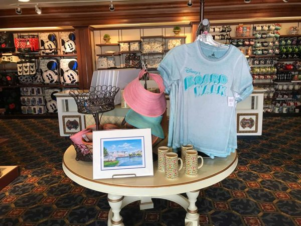 New Boardwalk Merchandise