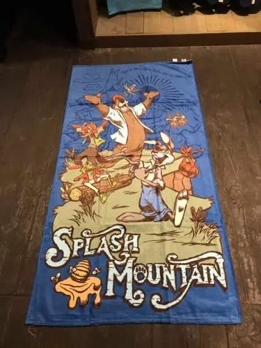 Zip-A-Dee-Doo-Dah Fun New Splash Mountain Merchandise