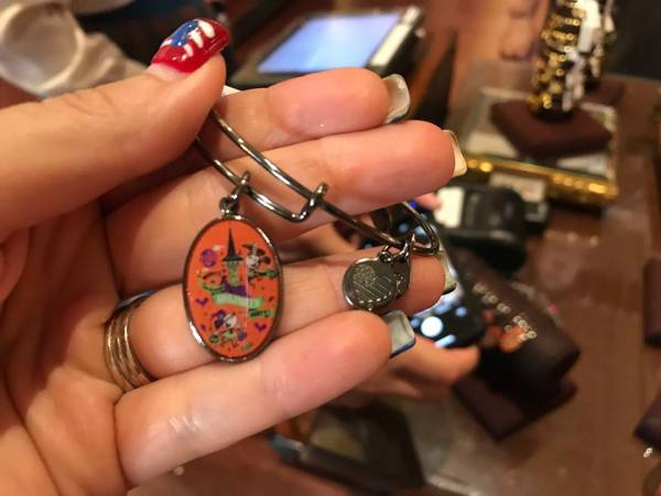 Spelltacular Disney Halloween Party Bangles From Alex and Ani 1