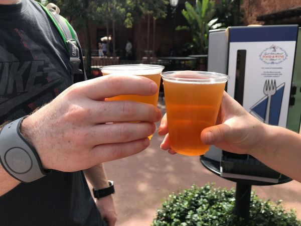 It's All About The Drinks At Epcot's International Food And Wine Festival 39