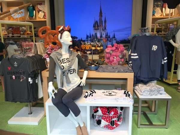 Disney Chic Out and Villains Tops
