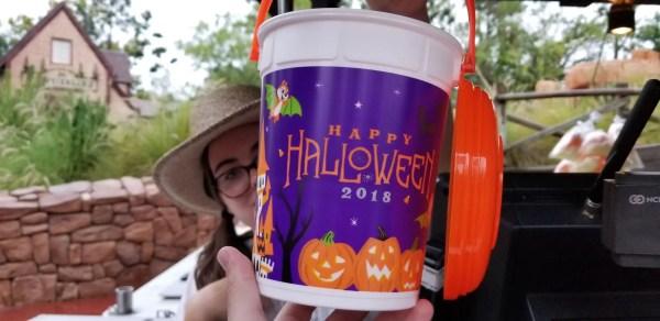 Halloween Popcorn Buckets Have Arrived At Walt Disney World 2