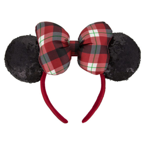 Holiday Minnie Mouse Ears Coming To The Disney Parks 2
