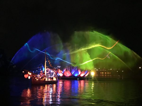 REVIEW: Absolute Delight - Rivers of Light Dessert Party 40