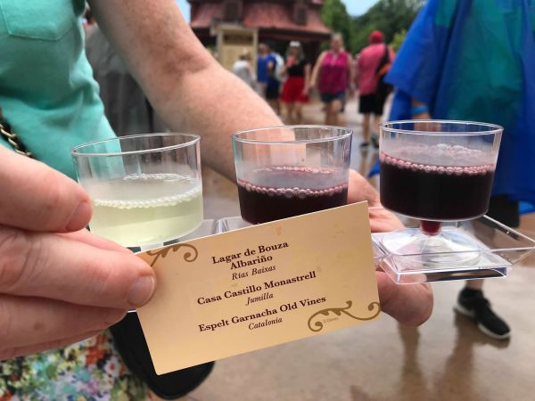 It's All About The Drinks At Epcot's International Food And Wine Festival 37